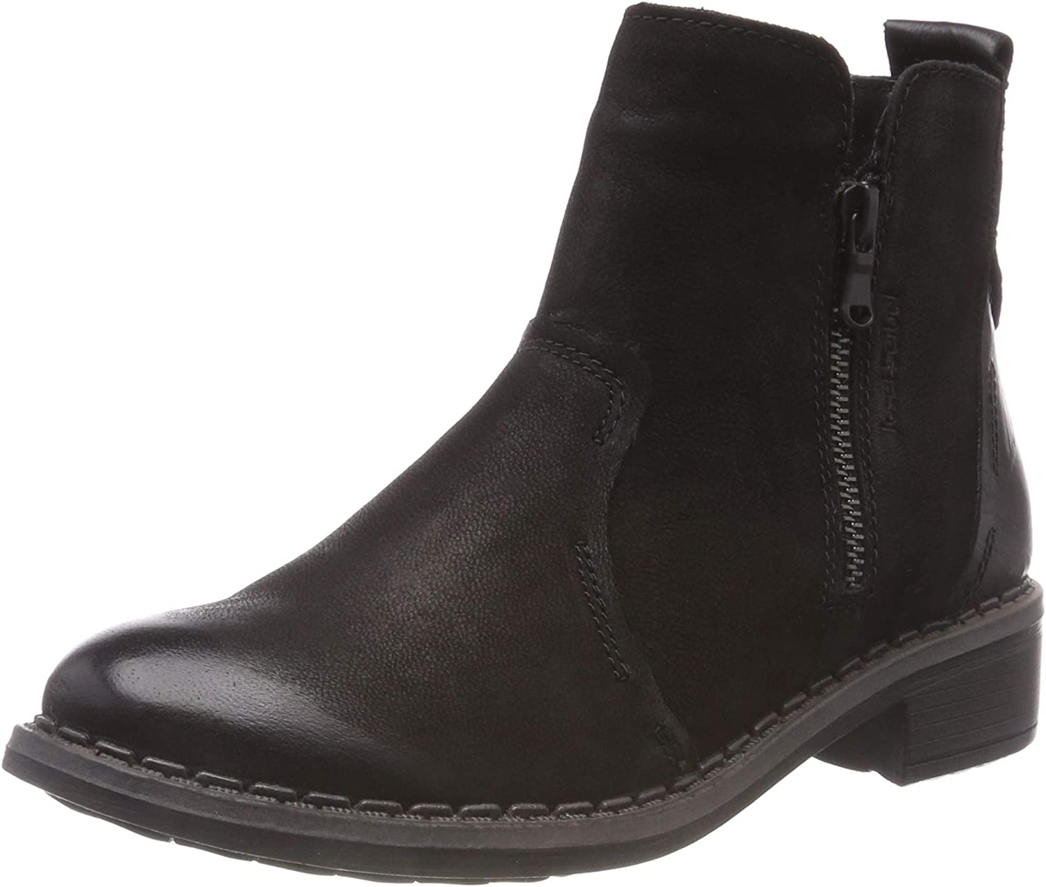 Josef Seibel Women's Selena 08 Side Zip Casual Ankle Boot