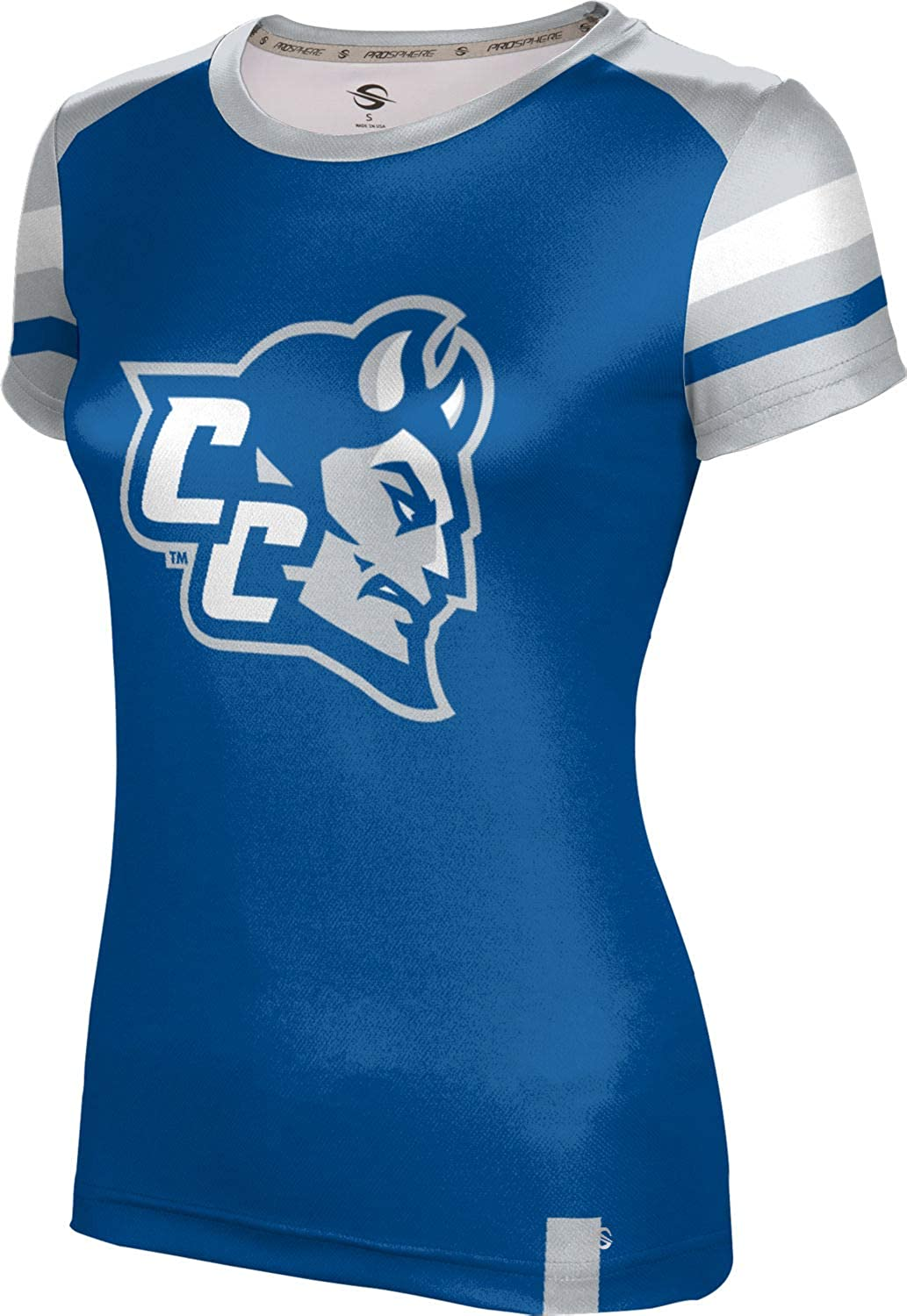ProSphere Central Connecticut State University Girls' Performance T-Shirt (Old School)