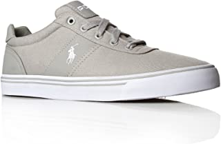 Polo Ralph Lauren Hanford Mens Athletic Casual Shoes Mens Size 8.5 Grey