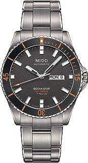 Mido Ocean Star Captain V M026.430.44.061.00 ساعت مچی مردانه آنالوگ خاکستری / نقره ای