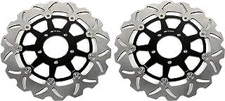 TARAZON 2 Rotors Discos de Freno Delantero para GSXR600 GSXR750 GSXR GSX-R 600 750