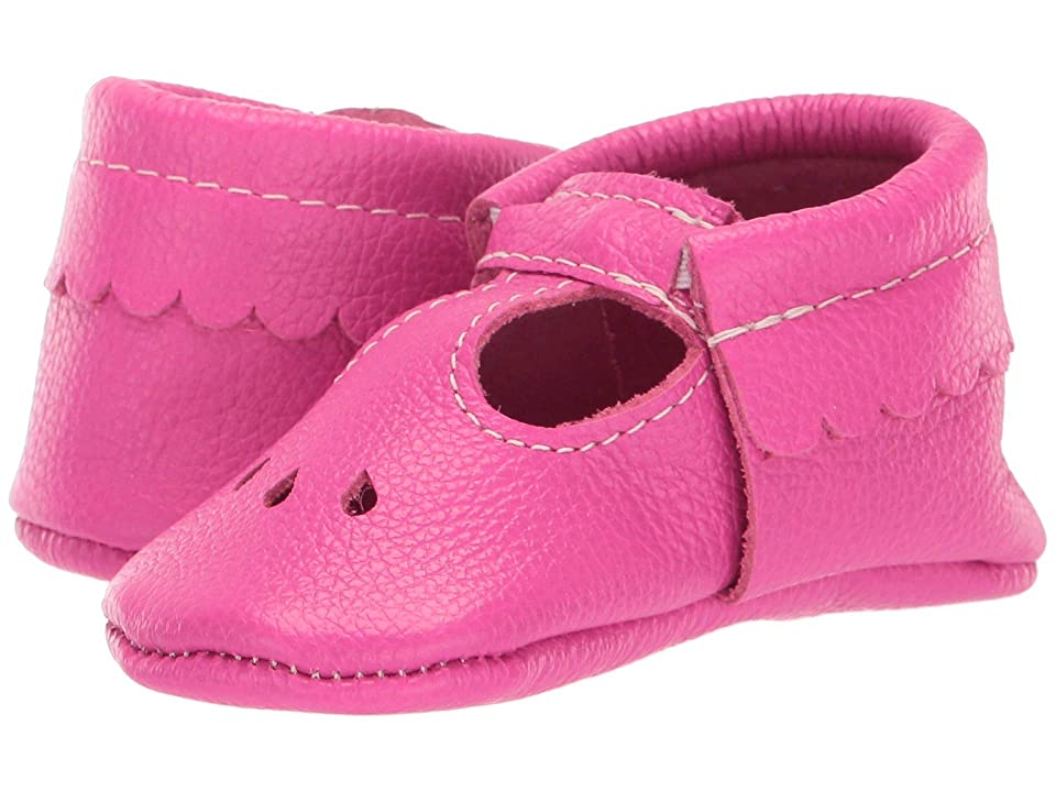 Freshly Picked Soft Sole Mary Jane Out of This World (Infant/Toddler) (Fuchsia) Girl