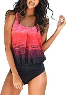 Best double top tankini Reviews