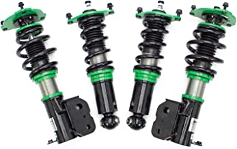 Rev9 R9-HS2-004_2 Hyper-Street II Coilover Suspension Lowering Kit, Mono-Tube Shock w/ 32 Click Rebound Setting, Full Length Adjustable