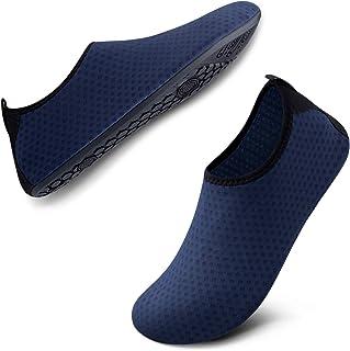 SEEKWAY Anti Slip Water Shoes for Women Men Summer Outdoor Beach Swim Surf Pool Snorkeling
