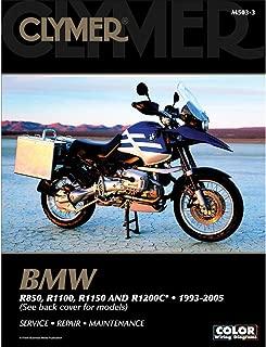Clymer BMW R850, R1100, R1150 & R1200C (1993-2005) (53202)