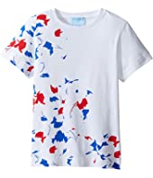 Lanvin Kids - Short Sleeve Graphic Print T-Shirt (Little Kids/Big Kids)