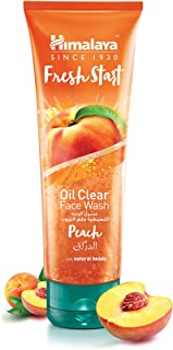 Himalaya Fresh Start Oil Clear Face Wash Peach 100ml