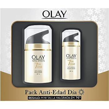 Olay Pack Regalo Anti-Edad Día Total Effect 7 En 1 SPF 15 50 ml + ...