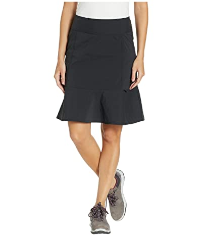Royal Robbins Discovery II Skirt (Jet Black) Women