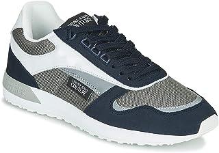 Eovvbsr2 Zapatillas Moda Hombres Azul/Gris/Blanco Zapatillas Bajas Shoes