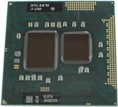 Intel Core i7-640M SLBTN Mobile CPU Processor Socket G1 PGA988 2.8Ghz 4MB 2.5 GT/s