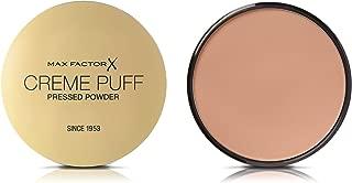 (41 Medium Beige) - Max Factor Cream Puff Pressed Compact Powder, 21 g, 41 Medium Beige