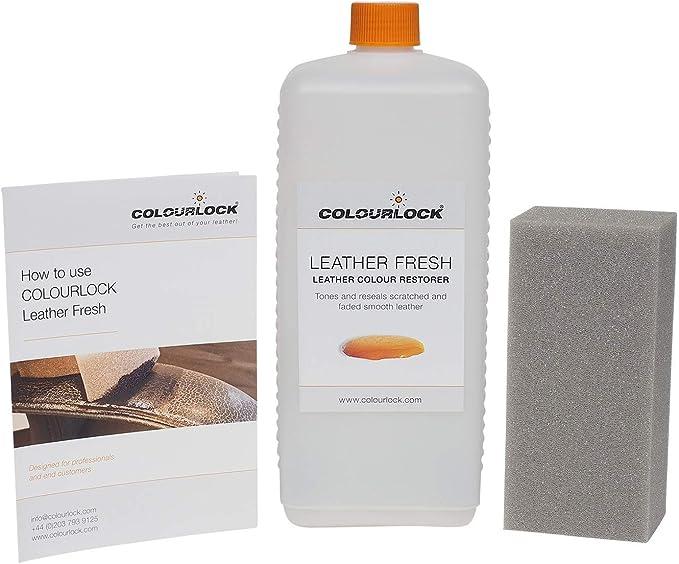 """BMW Lederpflege Set 5.1 Lederfarbe coloration cuir colorante cuero /""""Ledertechnik"""