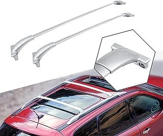 ALAVENTE Roof Rack Cross Bars for 2013-2019 Nissan Pathfinder Crossbar Roof Top Rail Rack (Silver)