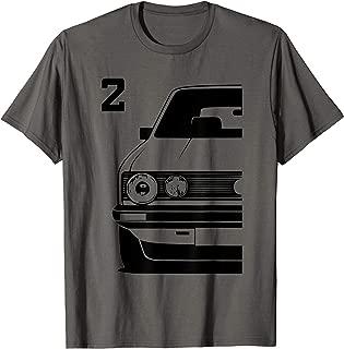 Automotive Apparel Retro Vintage German Car 80s 90s Tuning T-Shirt