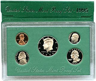 1995 us mint proof set