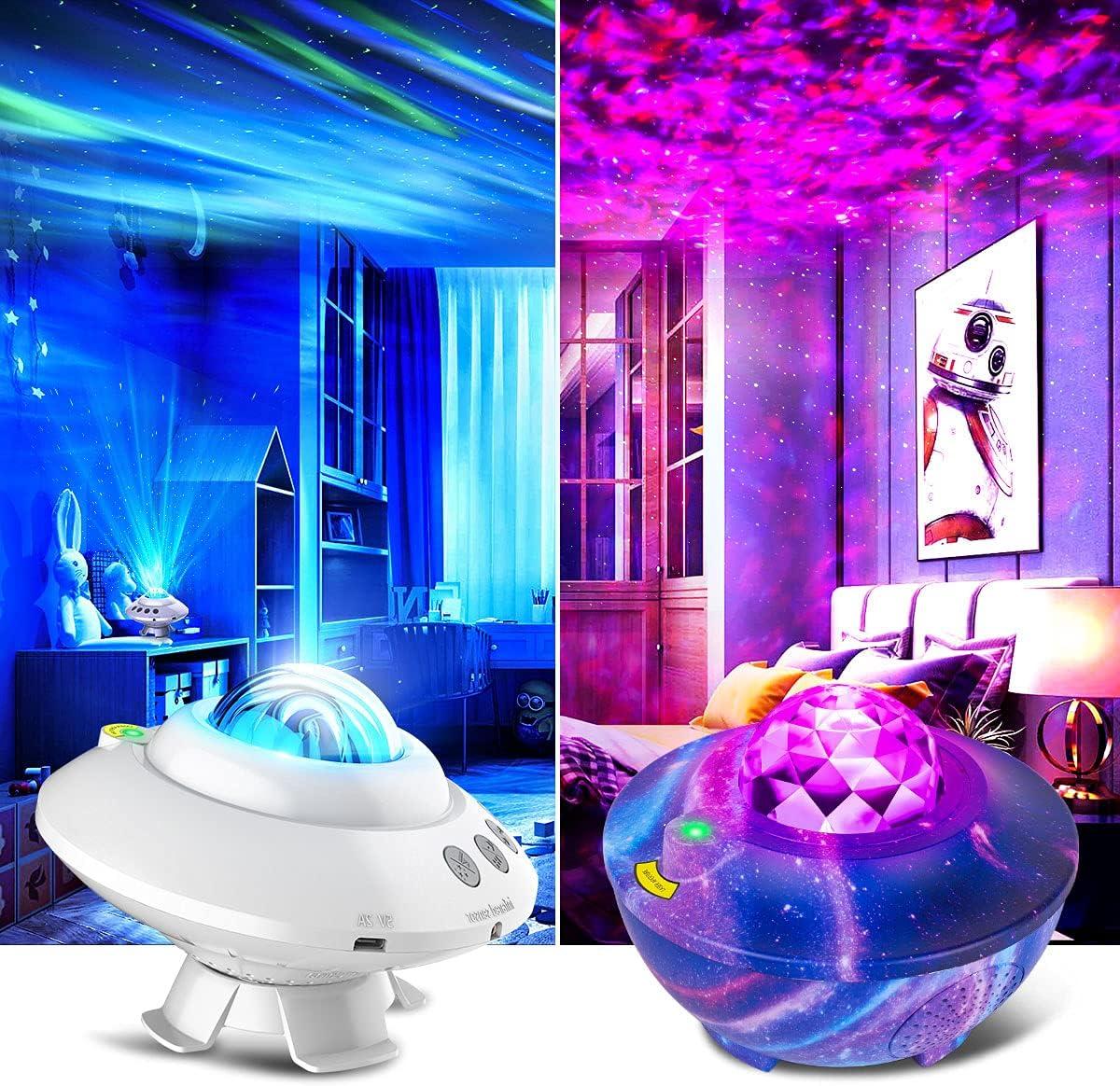 2021Newest Aurora Night Light 20 Colors Now free El Paso Mall shipping 360 Li Pro Galaxy