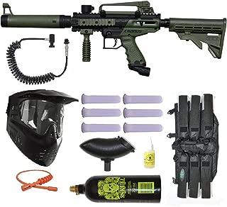 3Skull Tippmann Cronus Tactical Paintball Gun Remote Mega Set - Olive
