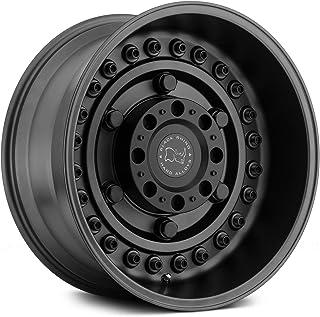 Black Rhino Armory 17x9.5 6x135 +6mm Gun Black Wheel Rim