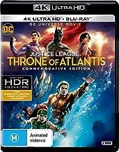 Justice League: Atlantis (4K Ultra HD + Blu Ray)