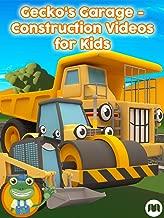 Gecko's Garage - Construction Videos for Kids