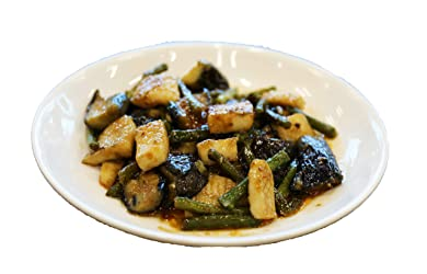 [冷凍] 1.5-2人前 ミールキット Stockitchen イカのピリ辛炒め 調理約10分