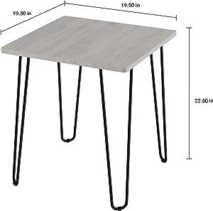 Descubre tu estilo - Mesas auxiliares | Amazon.com