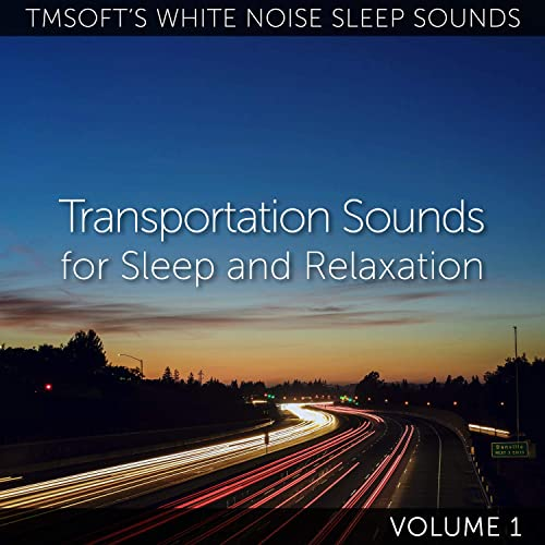 Riding in a Diesel Truck by Tmsoft's White Noise Sleep Sounds on