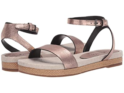 Splendid Malone (Rose Gold Metallic Cow Suede) Women