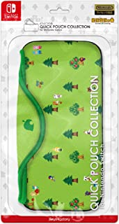 QUICK POUCH COLLECTION for Nintendo Switch (どうぶつの森)Type-B