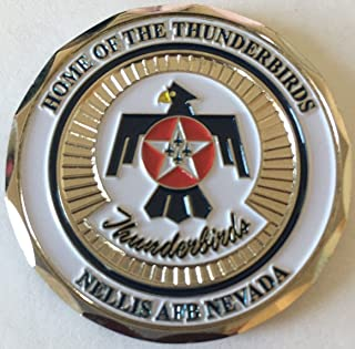 thunderbirds challenge coin