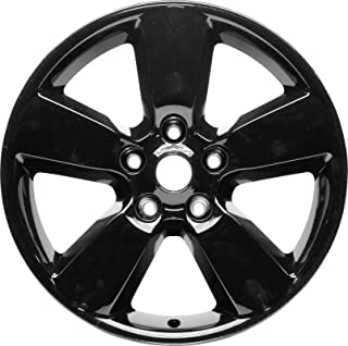 Partsynergy Replacement For New Replica Aluminum Alloy Wheel Rim 20 Inch Fits 2013-2018 Dodge Ram 1500 5-139.7mm 5 Spokes