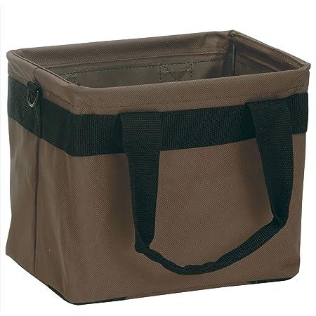 PROSTAR プロスター New onetouch bucket ニューワンタッチバケット PS-555R ミニ カラー:ブラウン