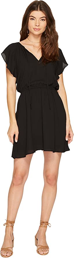 BB Dakota - Adrienn Front Tie Dress