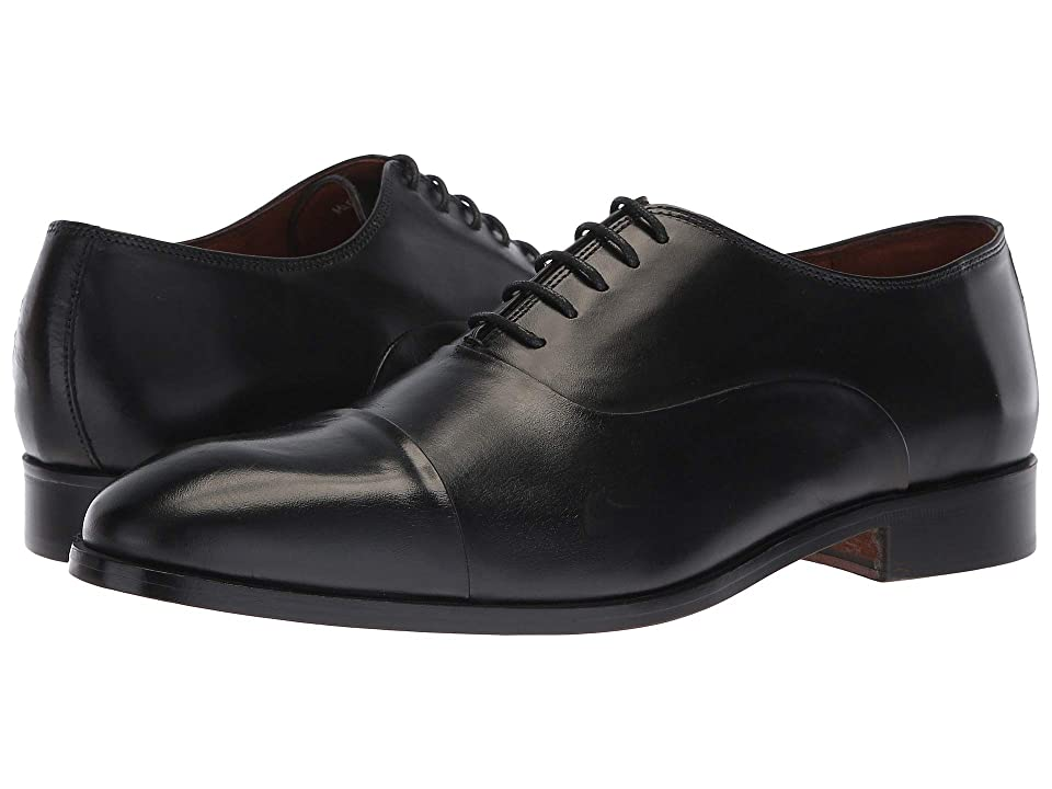 Massimo Matteo Patent Formal Bal (Black) Men