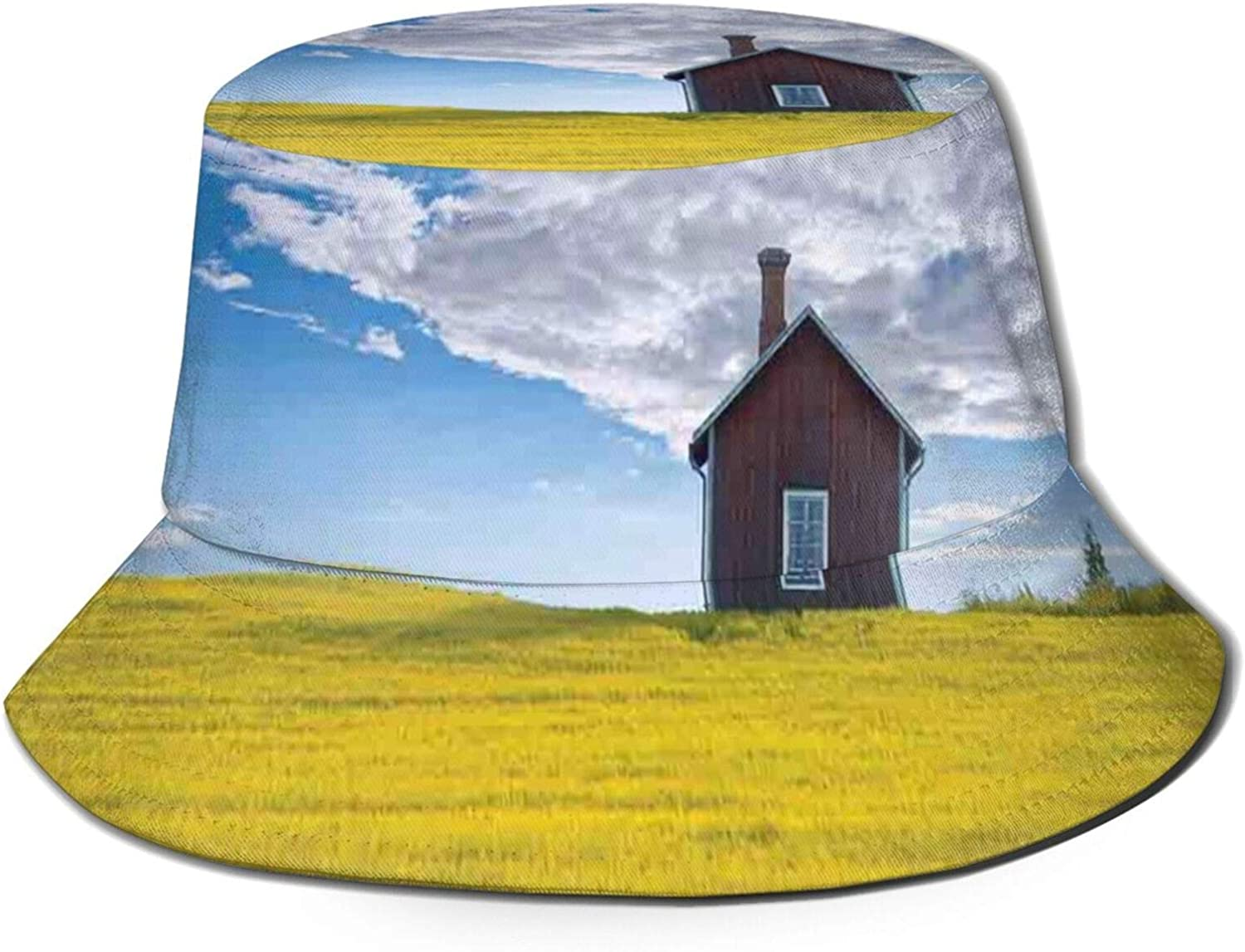 Cotton Packable Limited price sale Summer Travel Sun Beach Bucket Hat Discount mail order