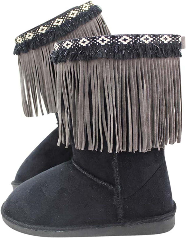 Boho Style Wispy Fringe Boot Topper