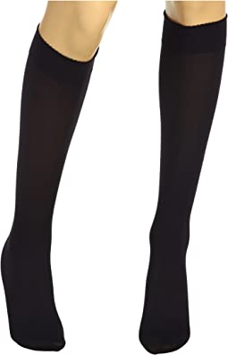 Wolford - Velvet De Luxe 50 Knee-Highs