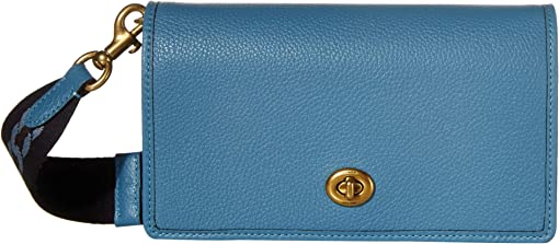 COACH Hayden Crossbody,B4/Pacific Blue