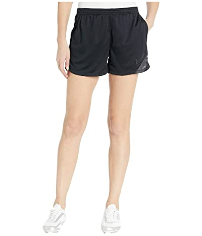 Nike Dry Academy Shorts (Black/Anthracite/Anthracite) Women