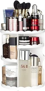 adjustable cosmetic organizer