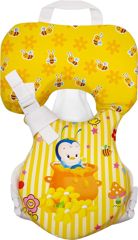 Silfrae Infant Baby Swim Large discharge sale Jacket Float Vest Flotation Max 75% OFF