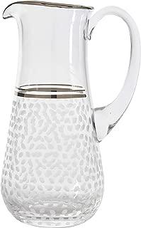 dublin crystal pitcher