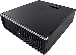HP Compaq 8100 Elite Small Form Factor Refurbished Standard PC - Intel Core i5-760 2.80GHz, 8GB RAM, SATA 3.5
