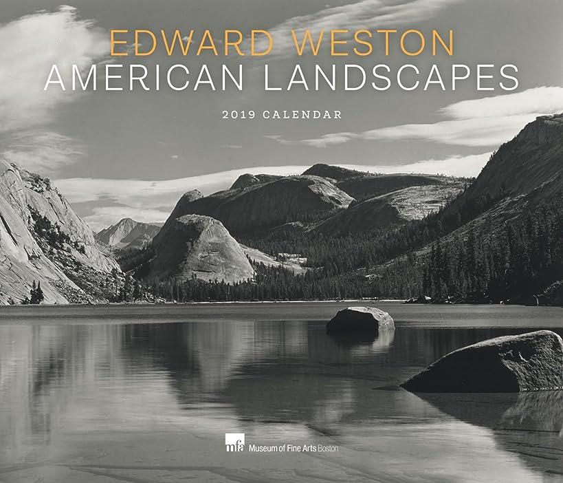 Edward Weston American Landscapes 2019 Wall Calendar