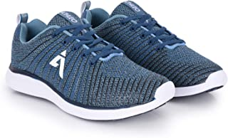 Action Shoes Men's Blue Running Shoes  - 7 UK (41EU) (ATL-01-BLUE)
