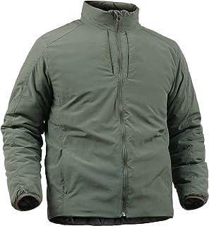 ChangNanJun Blend Cotton Waterproof Windproof Parkas Coat for Men