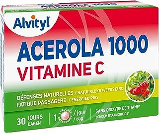 Acerola 1000 Govital 30 masticable Urgo