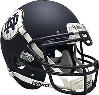 Schutt NCAA Notre Dame Fighting Irish On-Field Authentic XP Football Helmet